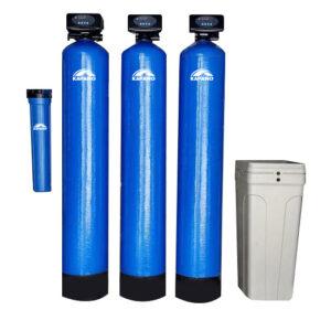 Hệ thống lọc nước đầu nguồn 1500 lít/giờ WWS3-A1500