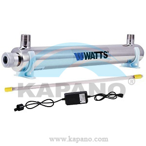 Đèn UV Watts 8 GPM