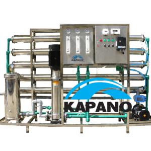 Hệ thống RO lọc nước tinh khiết 3000 lít/giờ