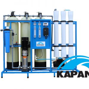 Máy lọc nước lợ thành nước ngọt công suất 1000 lít/giờ