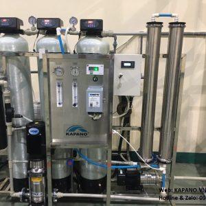 Hệ thống máy lọc nước điện trở suất cao HR1 700
