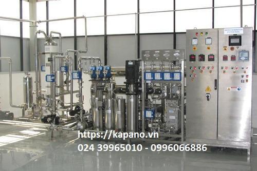 Hệ thống máy lọc nước RO EDI hiệu quả cao