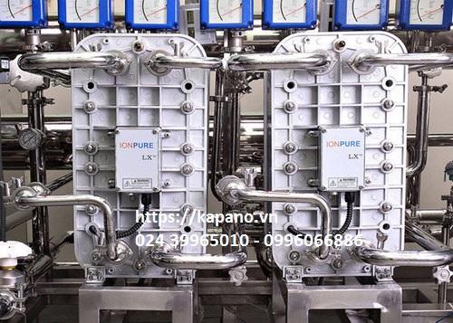 Hệ thống máy lọc nước EDI