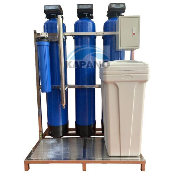 Hệ thống lọc tổng đèn UV cao cấp 1500 lít/giờ WWS3-1500UV
