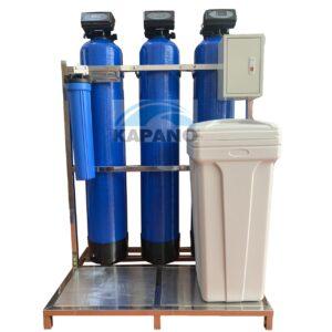 Hệ thống lọc nước tổng cao cấp 1500 lít/giờ WWS3-1500
